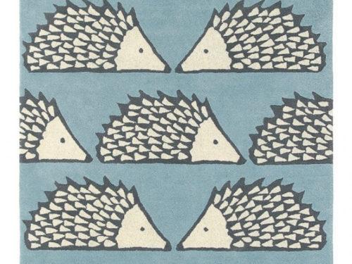 Alfombra de lana de Nueva Zelanda de Brink & Campman en Decora-Zone de Bilbao