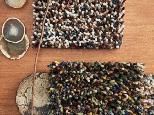 Alfombra de lana Dots de Brink & Campman en Decora-Zone de Bilbao