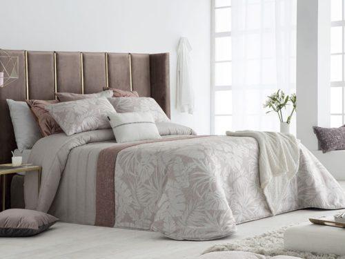 Bouti Antares Rosé para vestir la cama con diseño actual en Decora-zone de Bilbao